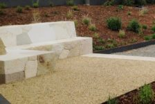 Modern Ranch Outdoor Seating