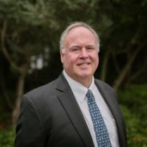 Headshot of David Brown, CFO