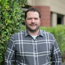 Greg Schram, Head of Wastewater Department