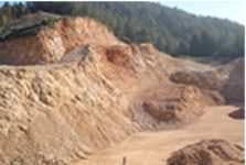 Civil Engineering Example - Picture of Large Quarry