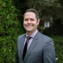 Headshot of Timothy Schram, Vice President and Marketing Director