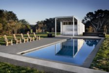 Hupomone Ranch Pool and Poolhouse