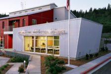 Geyserville Fire Station