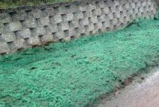 City of Calistoga Improvements Retaining Wall