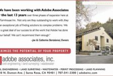 Adobe Associates Ad Featuring Farmhouse Inn Image
