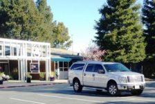 Mount Tamalpais School Parking Lot 2
