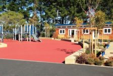 Mount Tamalpais School Campus Playground
