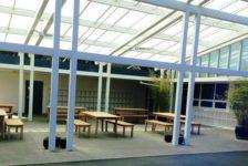 Mount Tamalpais School Campus Eating Area