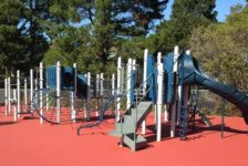 Mount Tamalpais School Campus Full Playground