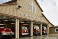 Bolinas Fire Station
