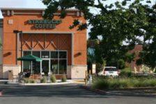 The Stony Point Plaza Starbucks
