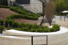 Buena Vista Winery ADA Ramp and Landscaped Terrace