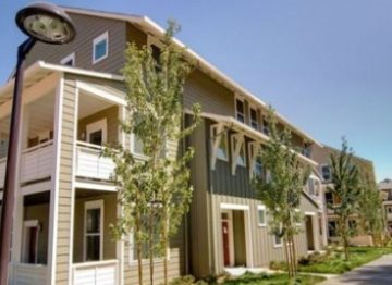 Foss Creek Court - Affordable Housing