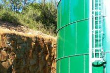 Sonoma Golf Club Water Tank