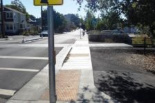 City of Healdsburg Safe Routes to School - Pedestrian Crossing