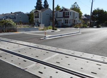 City of Healdsburg | Safe Routes to School West Grant Street Sidewalk & Bridge Widening