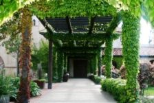 Sonoma Golf Club Covered Walkway
