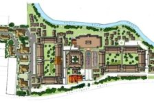 Spring Lake Village Senior Housing Map