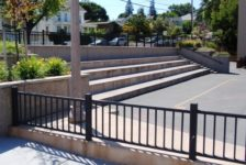 St. Vincent's Elementary School New Steps