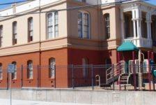 St. Vincent's Elementary School Playground