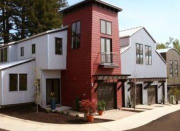 The Grove Healdsburg - Single Family Housing