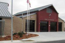 Cloverdale Fire Station