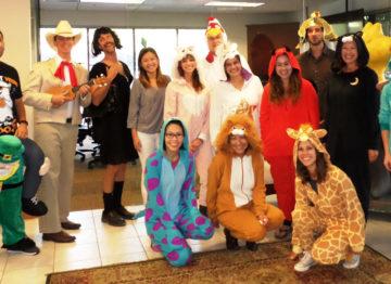 Office Halloween Costumes in 2017