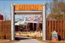 Entrance Sign at Lagunitas Brewing Company
