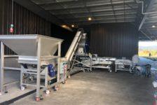 Aperture Cellars Production Conveyor
