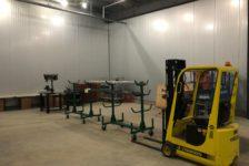 Inside Aperture Cellars Production Building