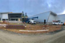 Aperture Cellars Production Buildings - Close to Complete