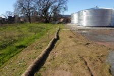 Aperture Cellars Water Storage Tanks