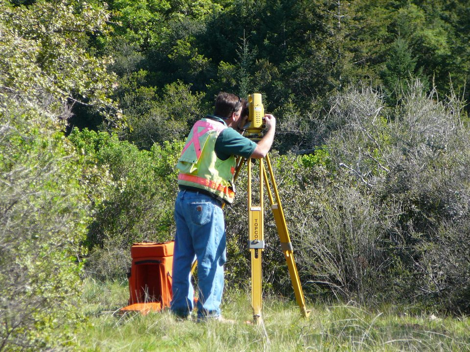 Land Surveying Services in Novato