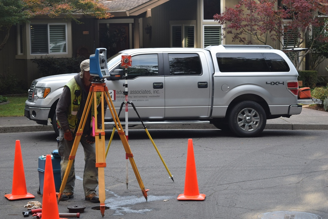 Land Surveying Services in Santa Rosa