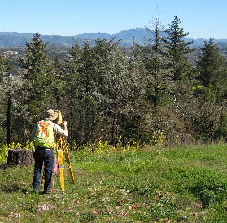 Land Surveying Services in Sonoma County