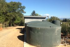 MacRostie Water Storage