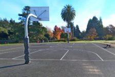 Charter School Basketball Court