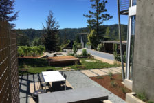 Private Healdsburg Residence BBQ Area