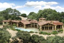 Tuscan Ranch House