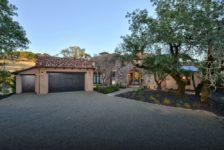 Adobe Canyon Estates Driveway and Garage