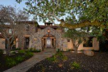 Adobe Canyon Estates Entry Path