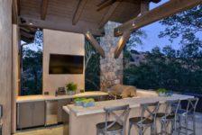 Adobe Canyon Estates Outdoor Kitchen