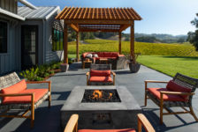 Robert Young Winery Patio