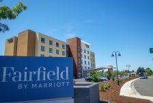 Fairfield Inn & Suites Entry Sign